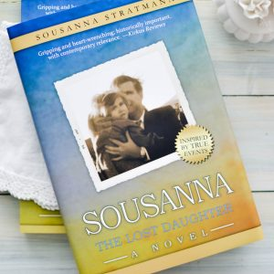 Sousanna: The Lost Daughter Book Cover